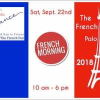 French Fair a day in France - Samedi 22 septembre 2018 10:00-18:00