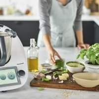 Atelier cuisine Thermomix - Mardi 30 avril 10:30-12:00