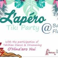Tiki Party - Jeudi 26 septembre 17:00-22:00
