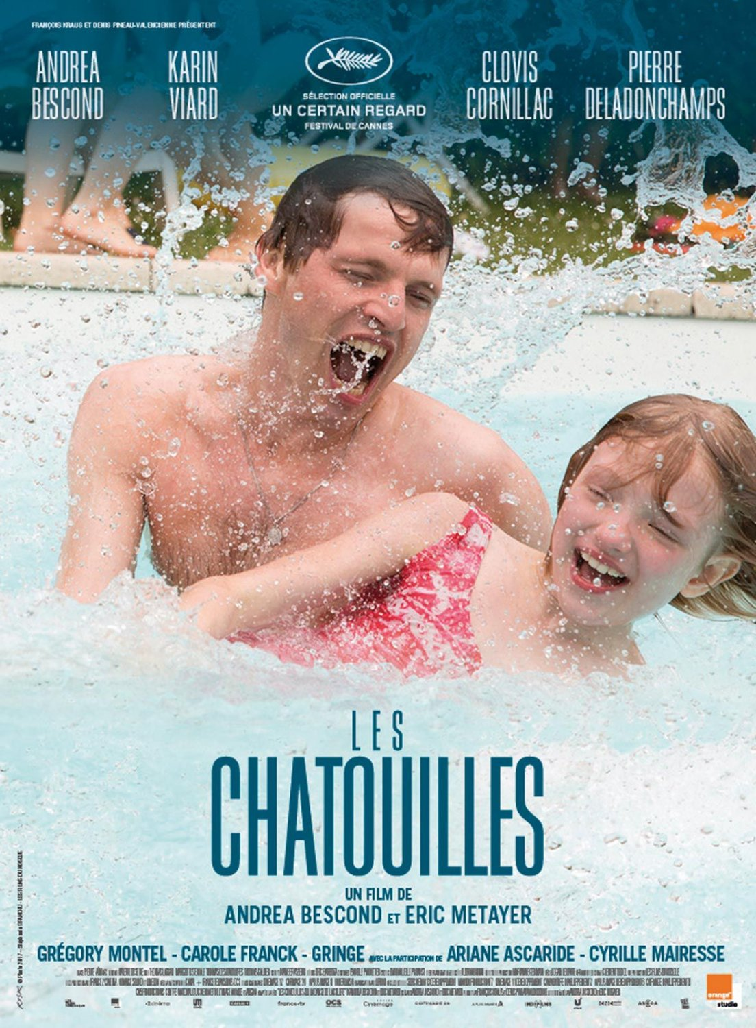"Projection du film ""Les Chatouilles"""