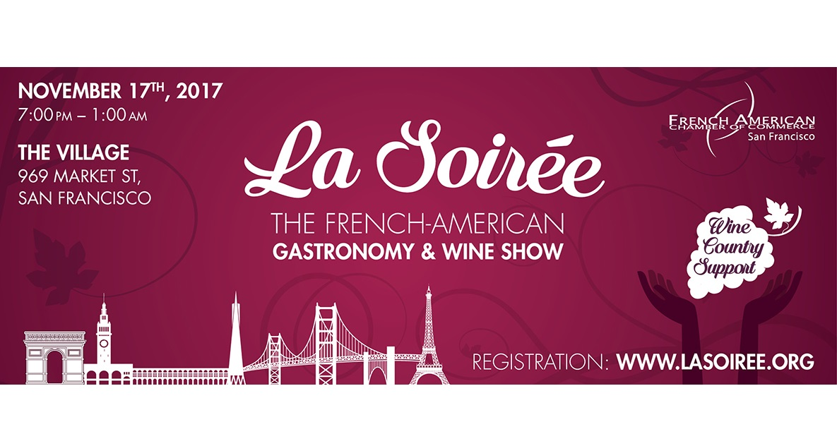 La Soirée « The Gastronomy and Wine Show » - FACCSF