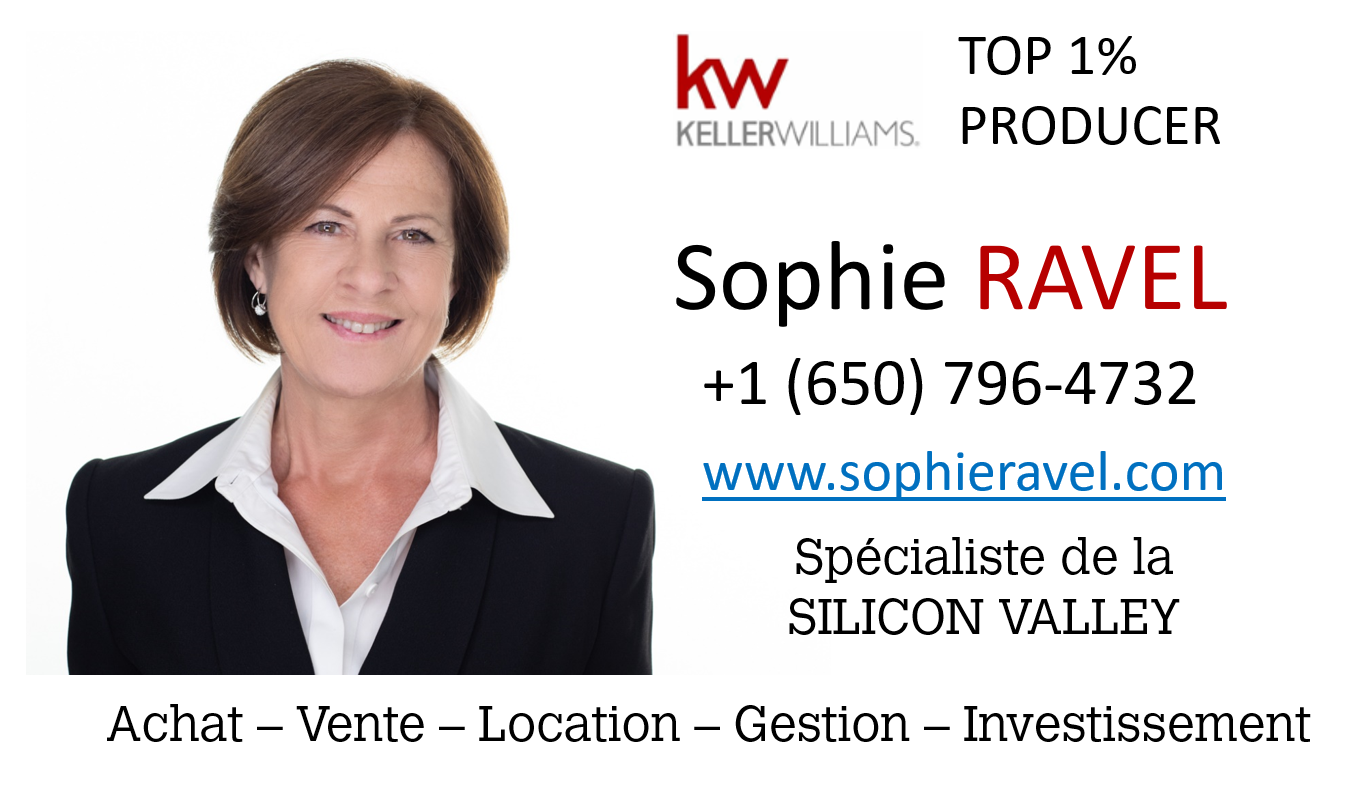 Sophie Ravel Real Estate Silicon Valley