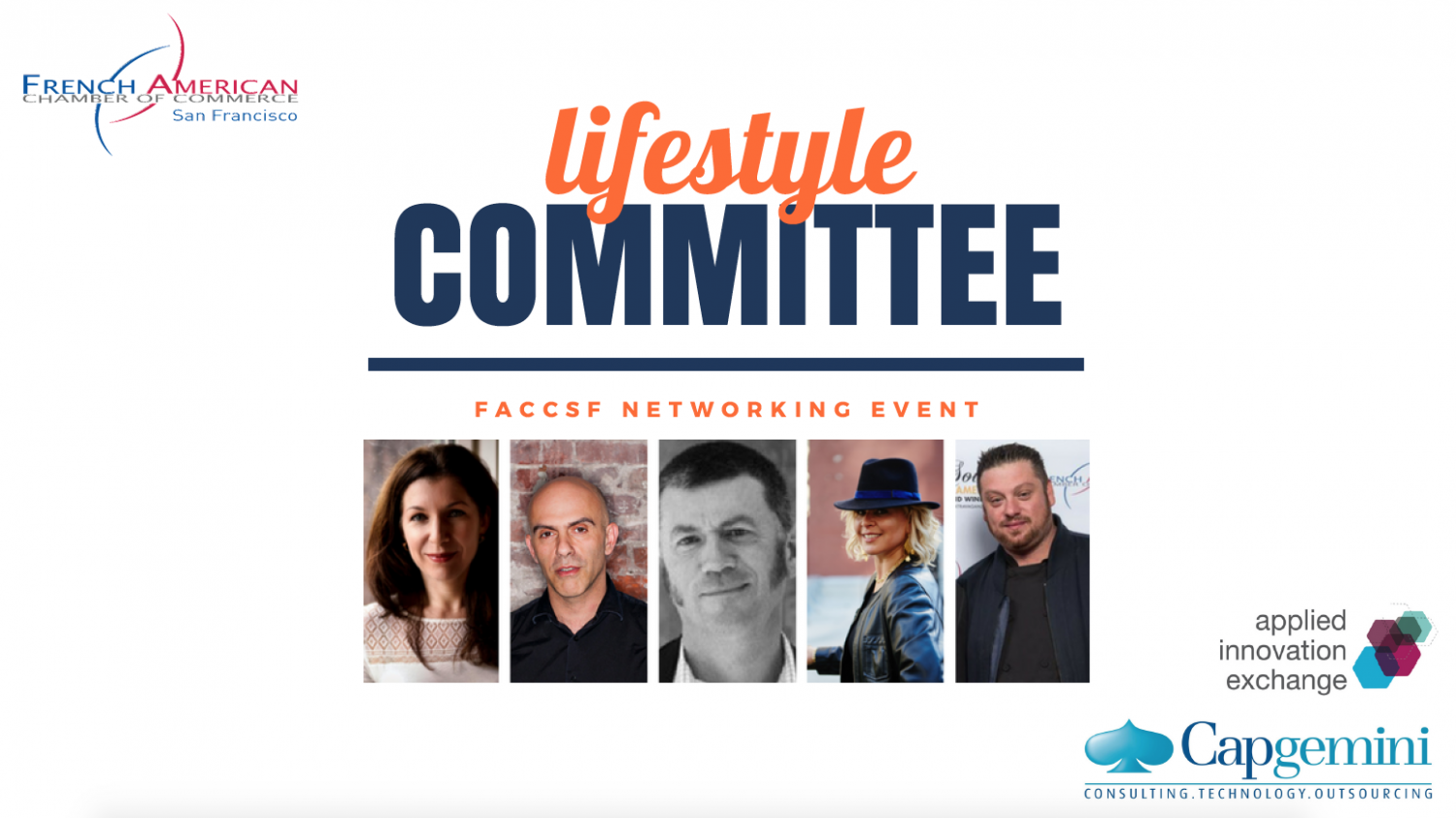 FACCSF - Lifestyle Committee