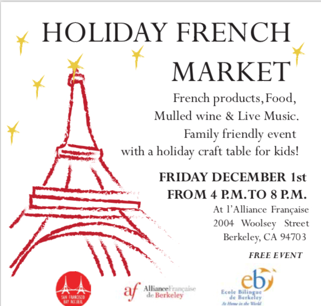 Holiday French Market