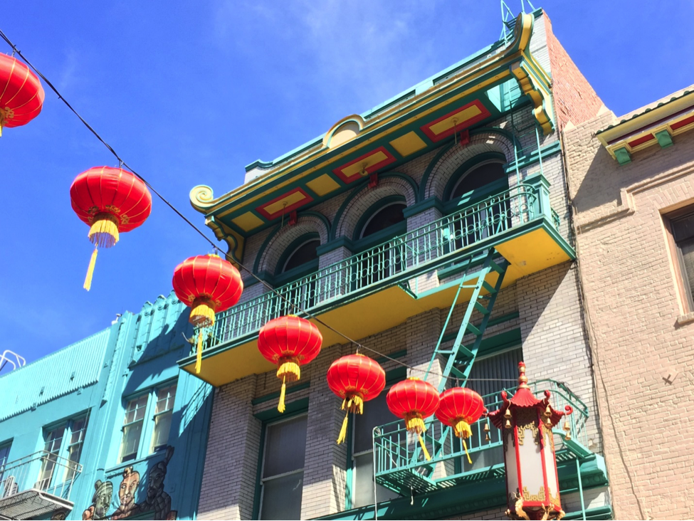 "NOUVELLE VISITE SFBA : ""CHINATOWN & NORTH BEACH"", SAN FRANCISCO BY (...)"